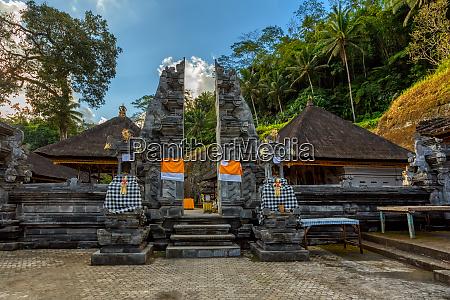 hindu temple near gunung kawi bali