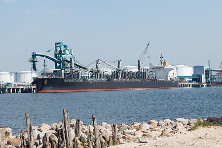 port of chemicals