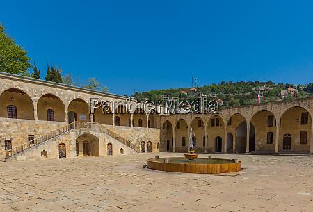 emir bachir chahabi palace beit ed