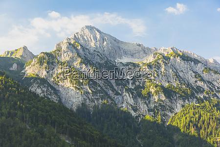 austria carinthia scenic view of gailtaler