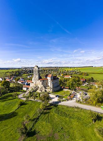 germany baden wurttemberg dischingen katzenstein castle