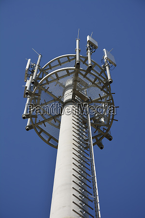 low angle view of a 5g