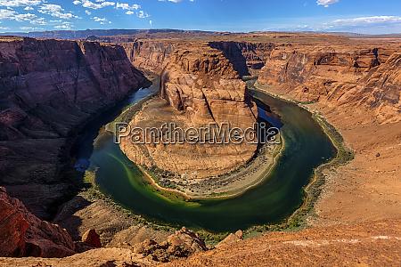 usa arizona page horseshoe bend