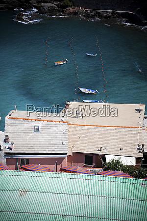 manarola at the ligurian sea cinque