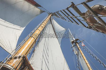 denmark baltic sea low angle view