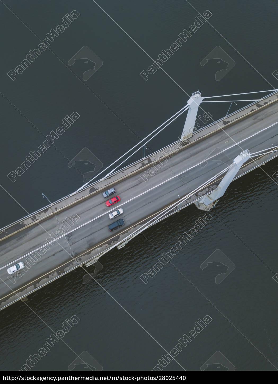 aerial, view, of, bridge, over, volga - 28025440