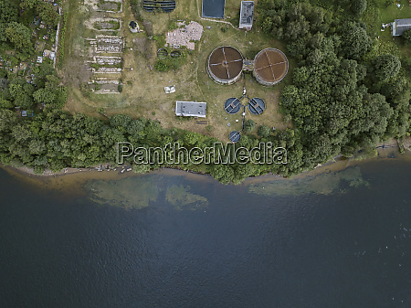 aerial, view, of, hydroelectric, station, by - 28025377