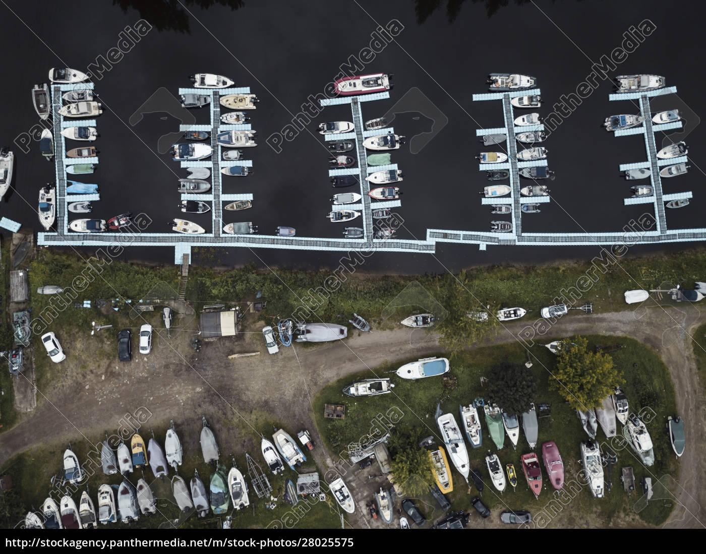 russia, , saint, petersburg, , aerial, view, of - 28025575