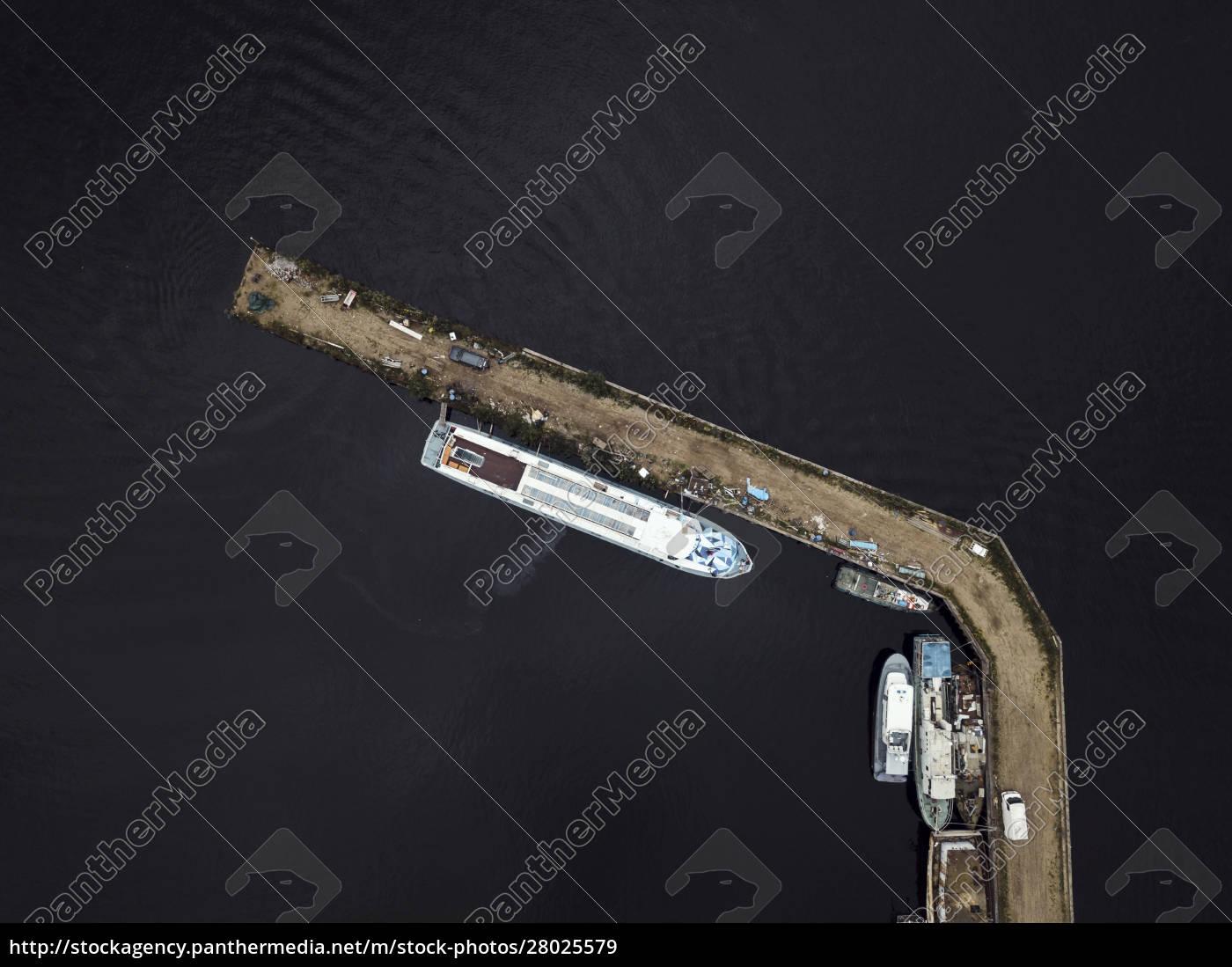 russia, , saint, petersburg, , aerial, view, of - 28025579