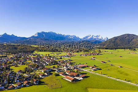 germany bavaria upper bavaria werdenfelser land