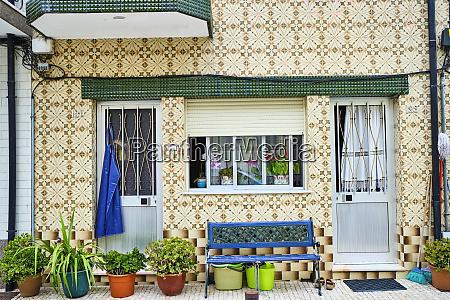 portugal porto afurada unique ornate house