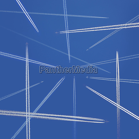 germany offenbach flying airplanes captured from