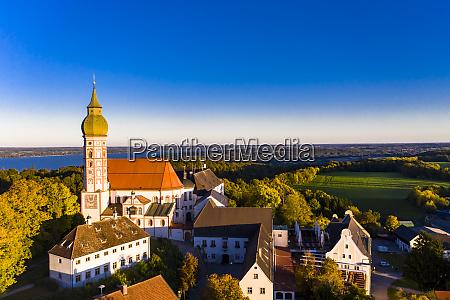 germany bavaria upper bavaria pfaffenwinkel ammersee