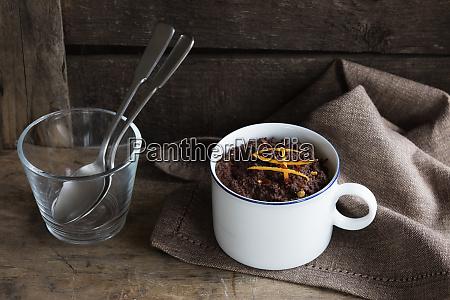 mug of gluten and lactose free