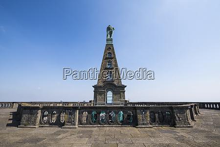 germany hesse kassel hercules monument in