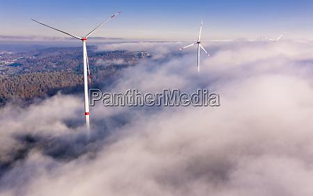 germany baden wurttemberg goldboden wind farm