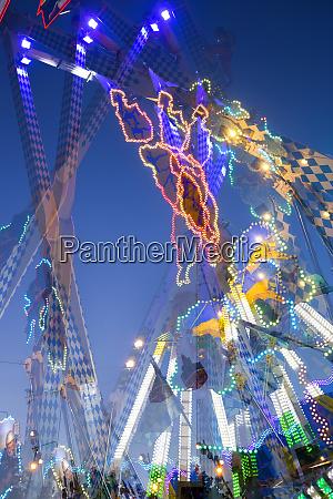 germany wuerzburg kiliani fair in the