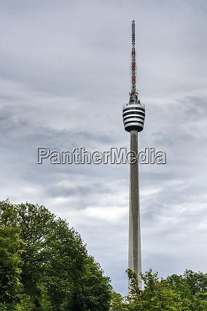 stuttgart tv tower stuttgart germany