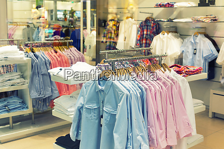fashion clothing store