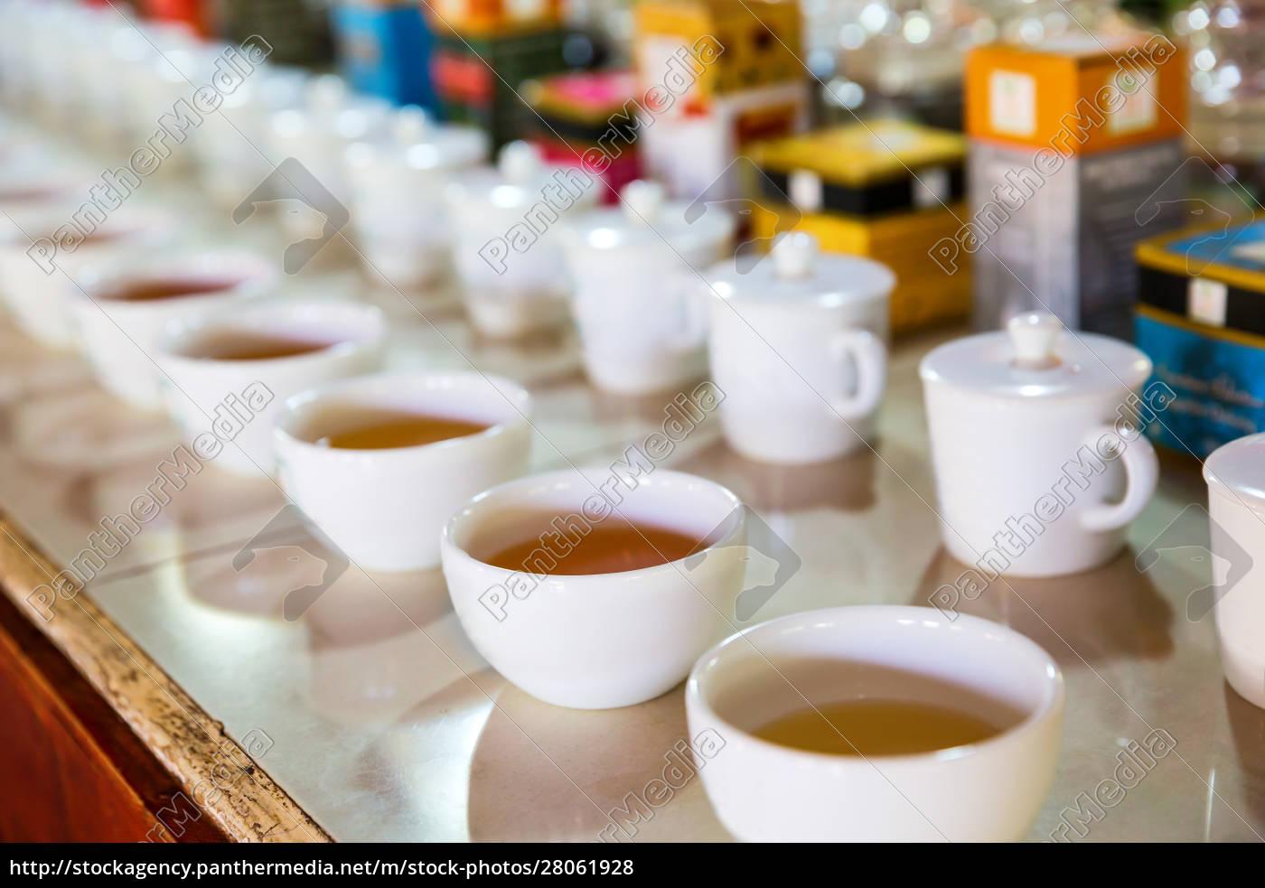 ceylon, tea, tasting, cups, , tourist, excursion - 28061928