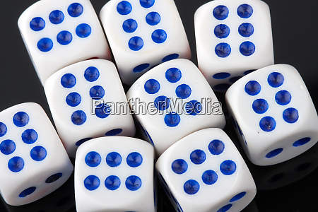 close-up, of, many, gambling, dices - 28061888