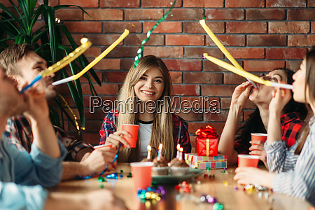group, of, students, celebrating, delivery, of - 28061545