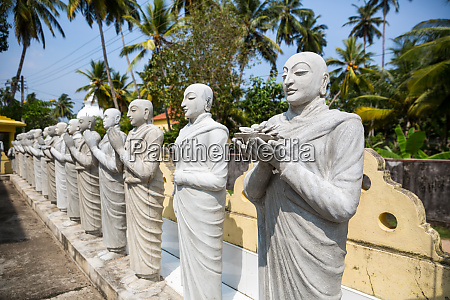 buddha, statues, in, a, temple, on - 28062511