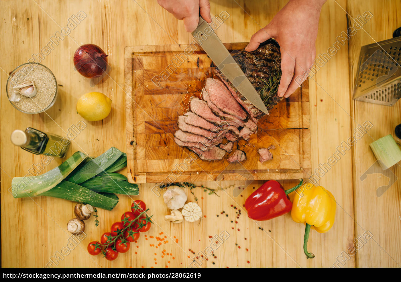 chef, at, the, pan, with, roasted - 28062619