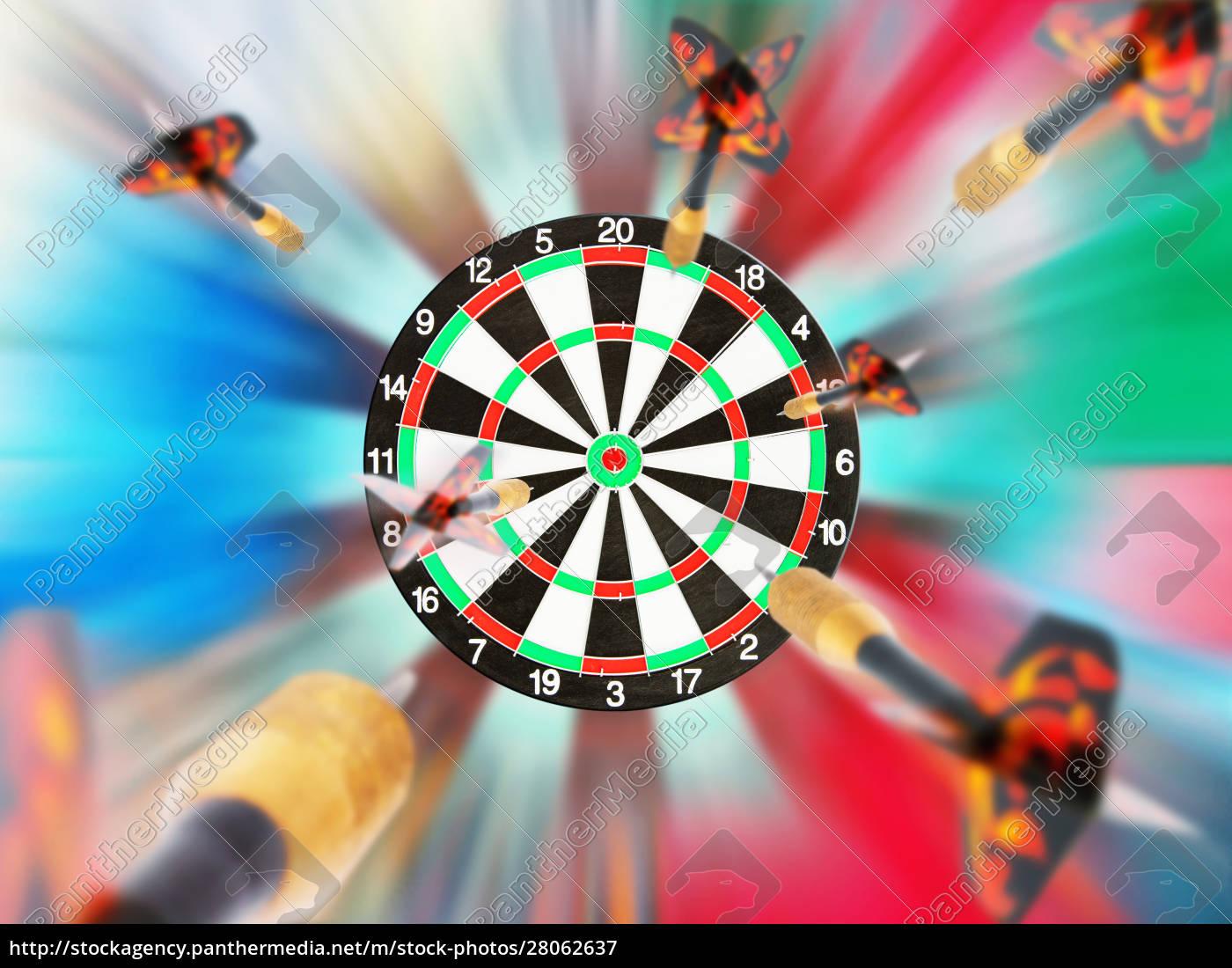 classic, darts, board - 28062637