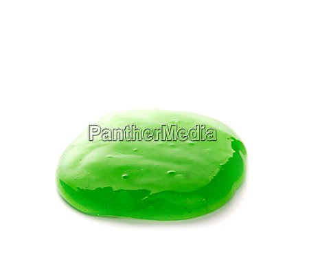 green, lolipop, isolated, on, white - 28062873
