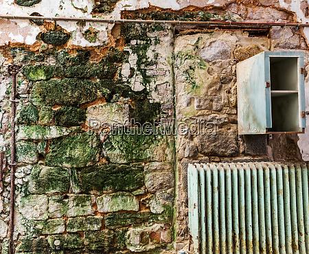 old, prison, brick, wall - 28062460