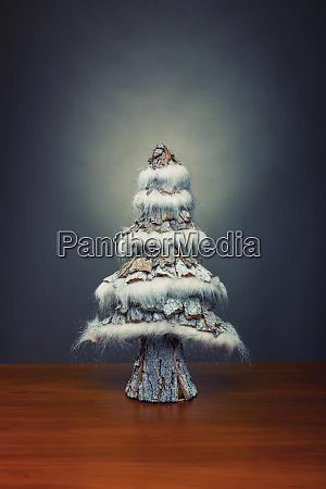 small, decorative, christmas, tree - 28062038