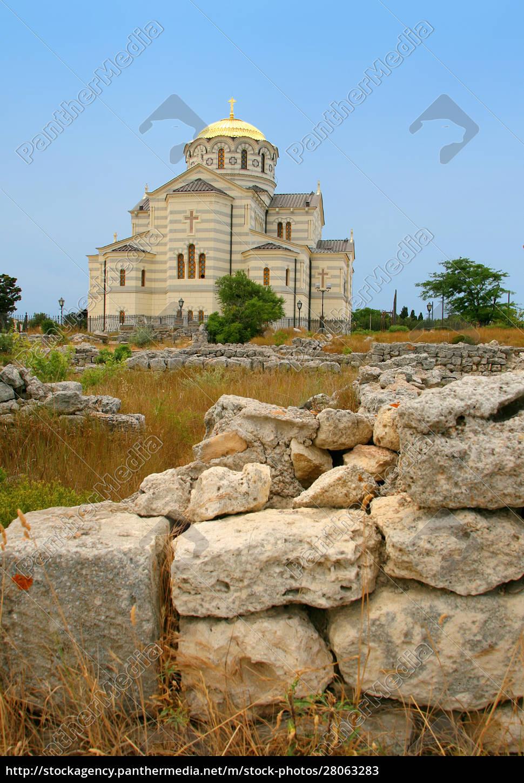 st., vladimir's, cathedral, , chersonese - 28063283