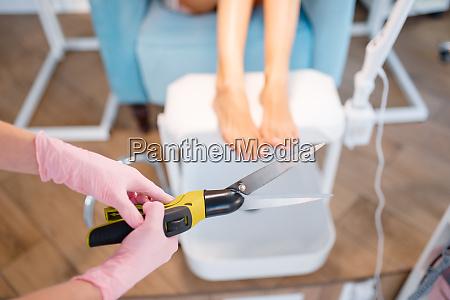 cosmetologist salon clipping procedure humor