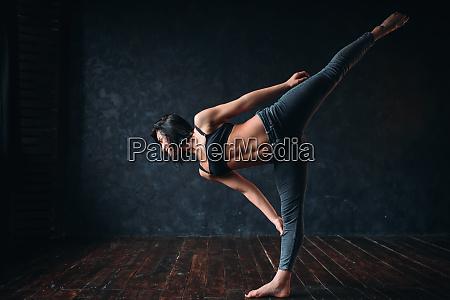 body flexibility contemp dancing in dance