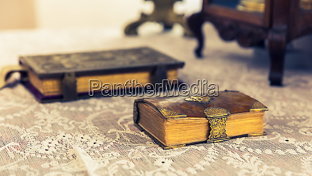 ancient books in museum europe nobody