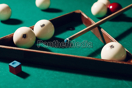 billiard items