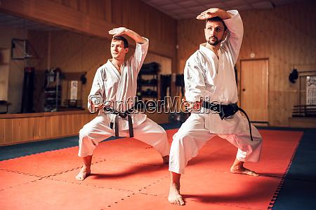 martial arts masters training combat skill