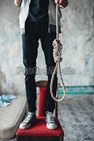 rope loop junkie is going to