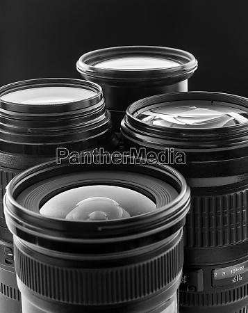 four, digital, camera, lenses - 28082687