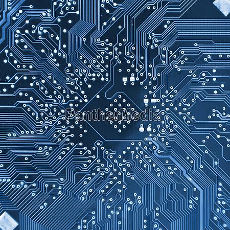 computer, electronic, circuit - 28083657