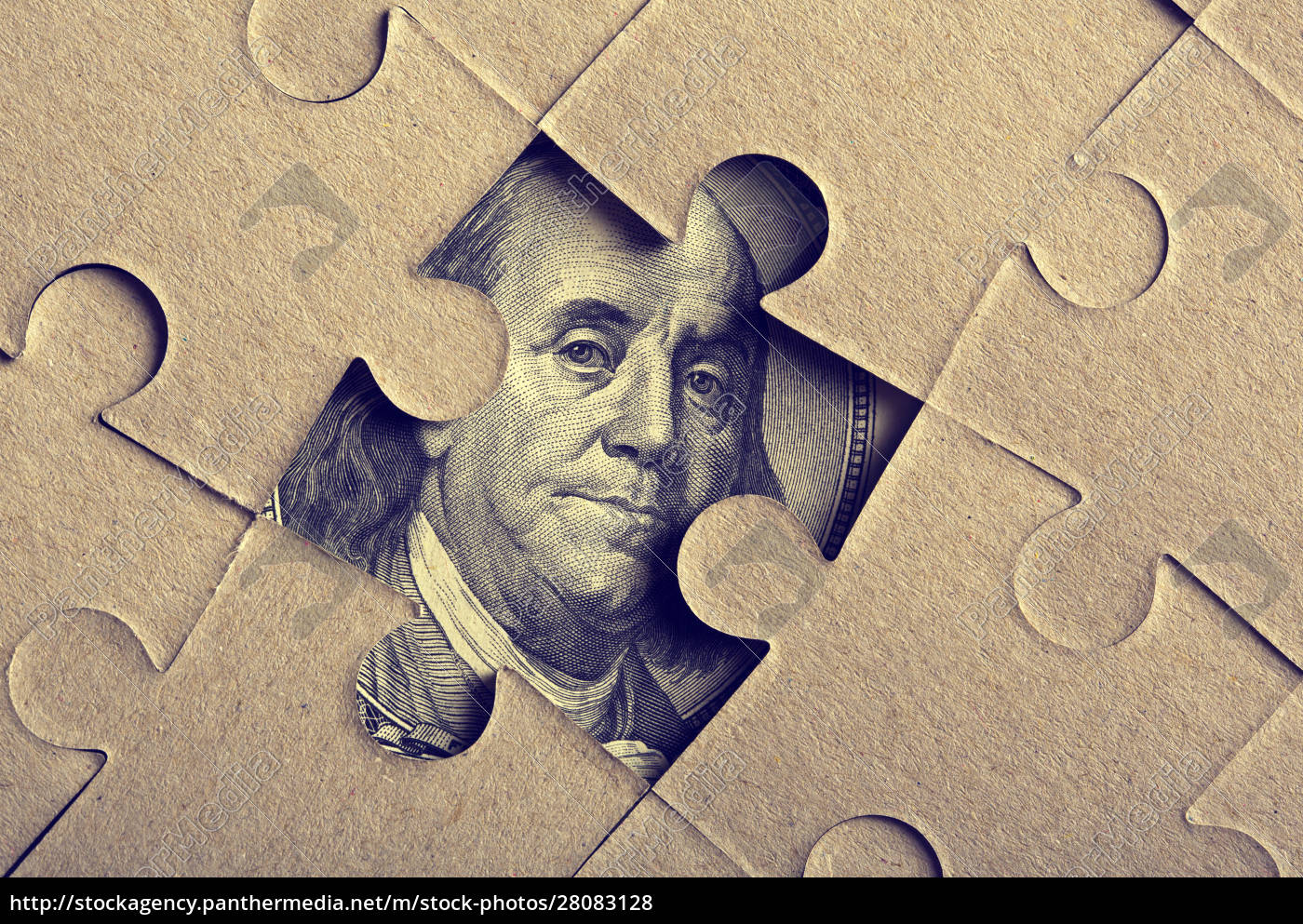 jigsaw, puzzle, with, franklin - 28083128