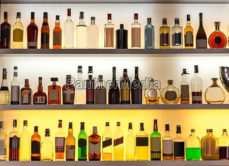 luxury, alcohol, bar, , beverages, for, cocktails - 28083177