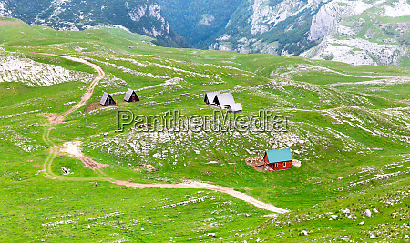 mountain, and, green, landscape, of, montenegro - 28083817
