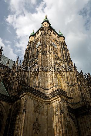 old, clock, tower, , prague, , europe - 28083756