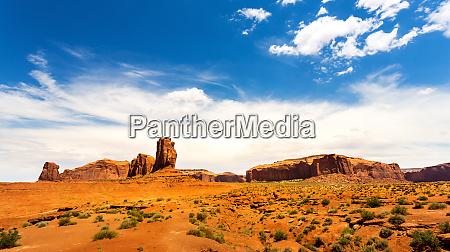 sandstone, landscape, of, monument, valley - 28083124