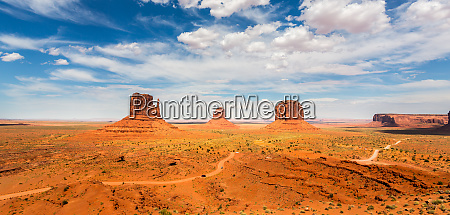scenic, sandstones, , cloudy, sky, at, monument - 28083722