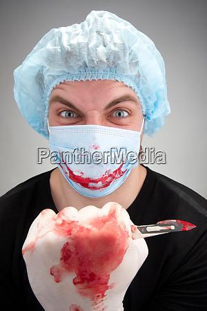 mad sick surgeon