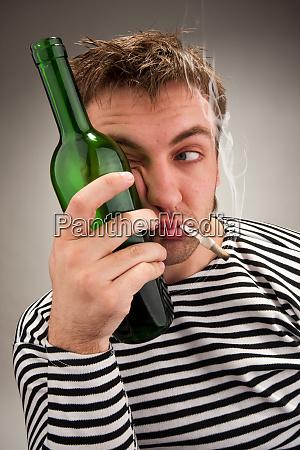 drunk bizarre sailor