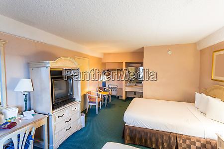 road motel room interior